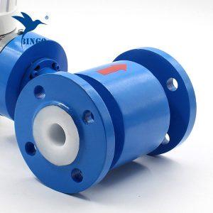 DN80 ถึง DN600 เครื่องวัดการไหลของแม่เหล็กไฟฟ้า