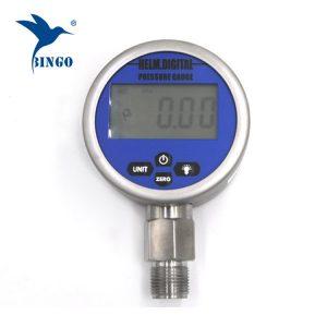มาตรวัดความดันสูญญากาศอัจฉริยะ, LCD, จอแสดงผล LED, เครื่องวัด 100MPa